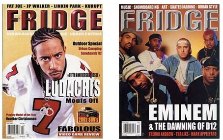 Magazine and Print Media
